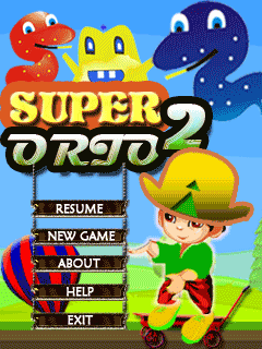 Download free mobile game: Super Orio 2 - download free games for mobile phone