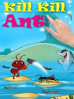 Download free mobile game: Kill, kill ant - download free games for mobile phone