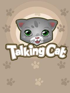 Download free mobile game: Talking cat - download free games for mobile phone