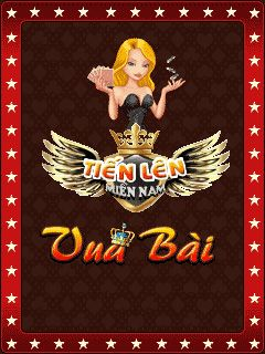 Download free mobile game: Vua Bai Tien Len - download free games for mobile phone