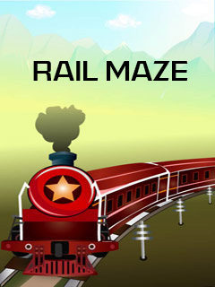 Download free mobile game: Rail maze - download free games for mobile phone