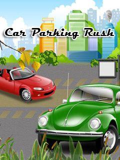 لعبةCar parking rush 5.jpg
