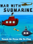 In addition to the free mobile game War with submarines for Lumia 610 download other Nokia Lumia 610 games for free.