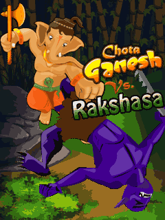 Download free mobile game: Chota Ganesh vs Rakshasa - download free games for mobile phone