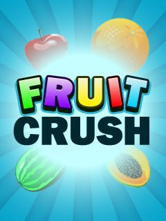 Download free mobile game: Fruit crush - download free games for mobile phone