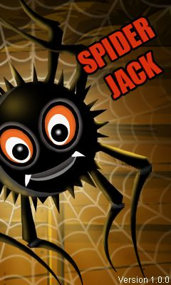 Download free mobile game: Spider Jack - download free games for mobile phone