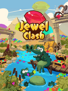Download free mobile game: Jewel clash - download free games for mobile phone