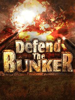 Download free mobile game: Defend the bunker - download free games for mobile phone
