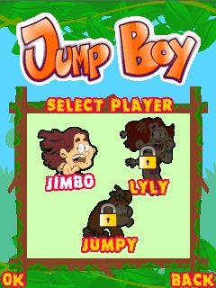 Mobile game Jump boy - screenshots. Gameplay Jump boy