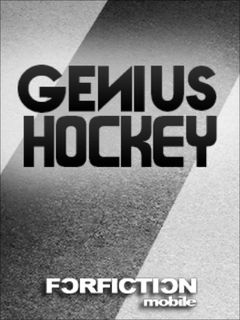 Download free mobile game: Genius hockey - download free games for mobile phone