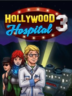Download free mobile game: Hollywood hospital 3 - download free games for mobile phone