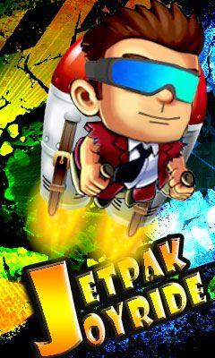 Download free mobile game: Jetpak joyride - download free games for mobile phone