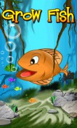 In addition to the  game for your phone, you can download Grow fish for free.