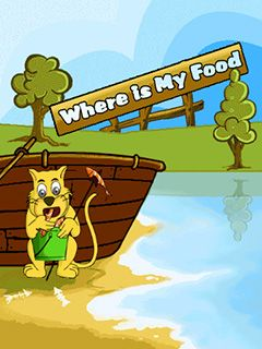 Download free mobile game: Hungry cat: Where is my food? - download free games for mobile phone