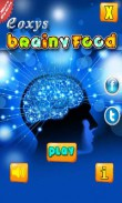 In addition to the  game for your phone, you can download Brainy food for free.