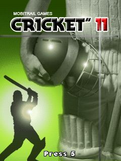Download free mobile game: Cricket 11 - download free games for mobile phone