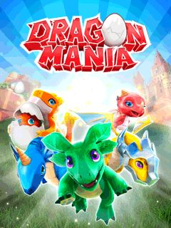 Download free mobile game: Dragon mania - download free games for mobile phone