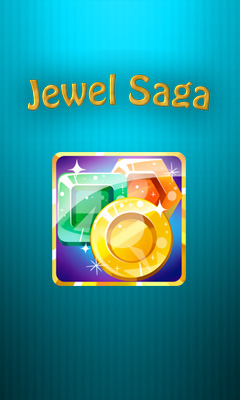 Mobile game Jewel saga - screenshots. Gameplay Jewel saga