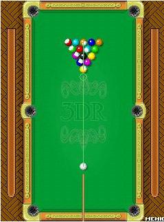 Mobile game Billiards - screenshots. Gameplay Billiards