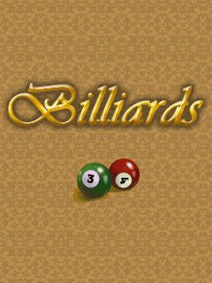 Download free mobile game: Billiards - download free games for mobile phone