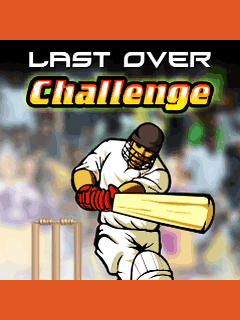 Download free mobile game: Last over challenge - download free games for mobile phone
