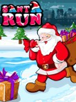 In addition to the  game for your phone, you can download Santa run for free.