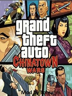 Download free mobile game: Grand theft auto: Chinatown wars MOD - download free games for mobile phone