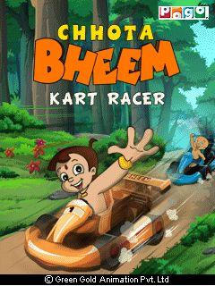 Download free mobile game: Chhota Bheem kart - download free games for mobile phone