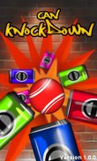In addition to the  game for your phone, you can download Can knockdown for free.
