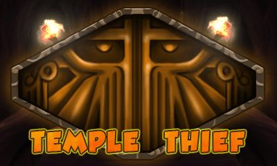 Download free mobile game: Temple thief - download free games for mobile phone