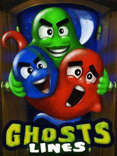 Download free mobile game: Ghosts lines - download free games for mobile phone