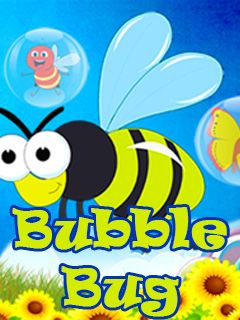 Download free mobile game: Bubble bug - download free games for mobile phone
