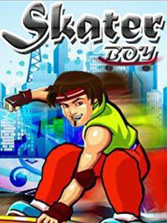 Download free mobile game: Skater boy - download free games for mobile phone