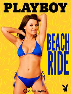 Download free mobile game: Playboy beach ride - download free games for mobile phone