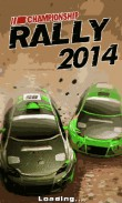 In addition to the  game for your phone, you can download Championship rally 2014 for free.