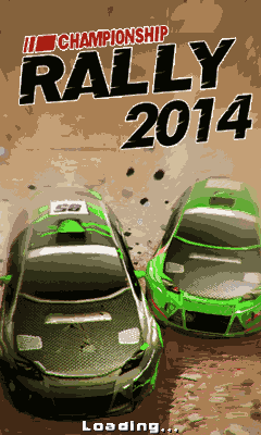Download free mobile game: Championship rally 2014 - download free games for mobile phone