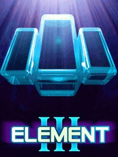 Download free mobile game: Element 3 - download free games for mobile phone