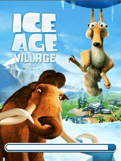 Mobile game Ice age village - screenshots. Gameplay Ice age village