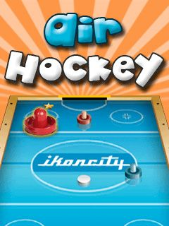 Download free mobile game: Air hockey by ikoncity - download free games for mobile phone