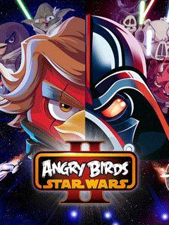 Angry birds Star wars 2 game ponsel Java jar