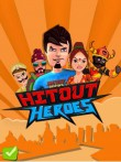 In addition to the free mobile game Hitout heroes for X2-01 download other Nokia X2-01 games for free.
