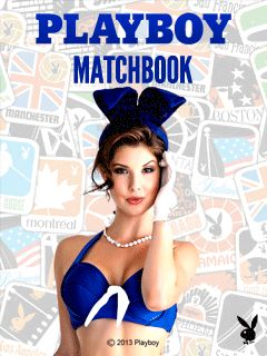 Download free mobile game: Playboy: Matchbook - download free games for mobile phone