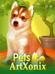 In addition to the  game for your phone, you can download Pets ArtXonik for free.