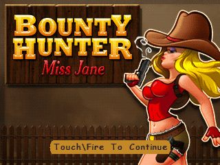 Download free mobile game: Bounty hunter: Miss Jane - download free games for mobile phone