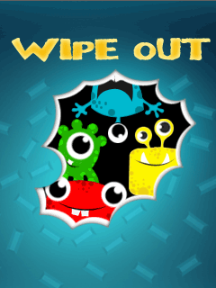 Download free mobile game: Wipe out - download free games for mobile phone