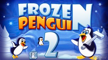 Mobile game Frozen penguin 2 - screenshots. Gameplay Frozen penguin 2