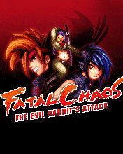 Download free mobile game: Fatal chaos: The evil rabbit's attack - download free games for mobile phone