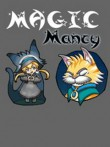 In addition to the  game for your phone, you can download Magic Mancy for free.