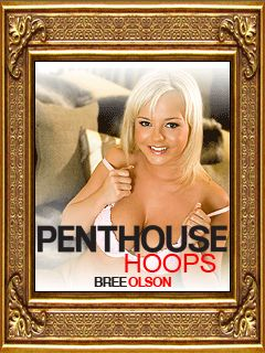 Download free mobile game: Penthouse hoops: Bree Olson - download free games for mobile phone