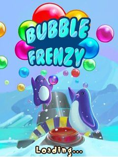 Bubble Frenzy
